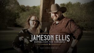 Jameson Ellis For Congress