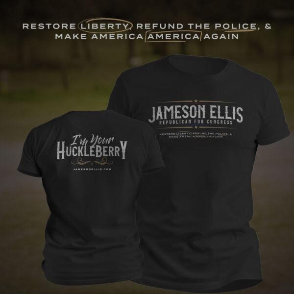 jameson ellis campaign t-shirt